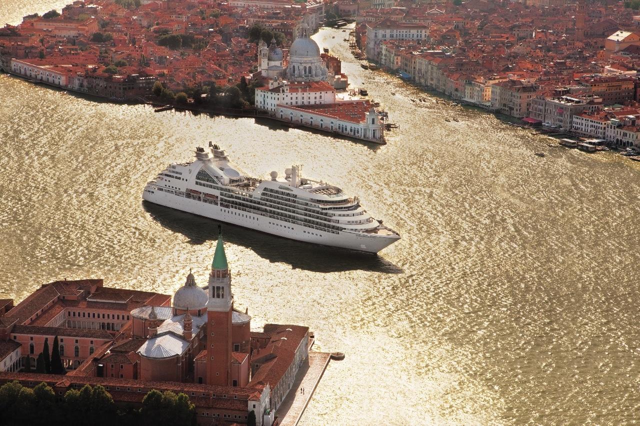 Ocean Cruise- seabourn- in Venice