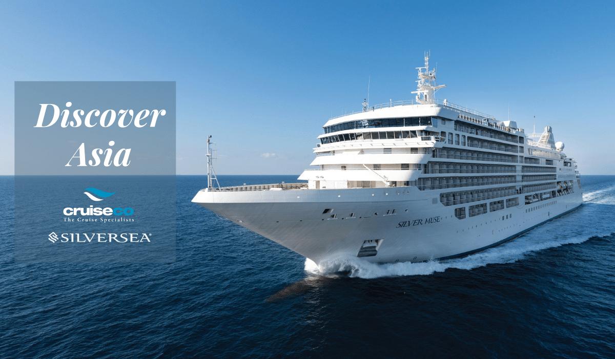 SilverSea Discover Asia